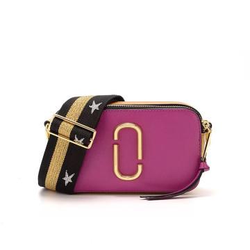 Snapshot Purple Bag