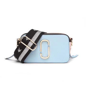 Snapshot Blue Bag