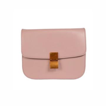 Classic Pink Box Bag