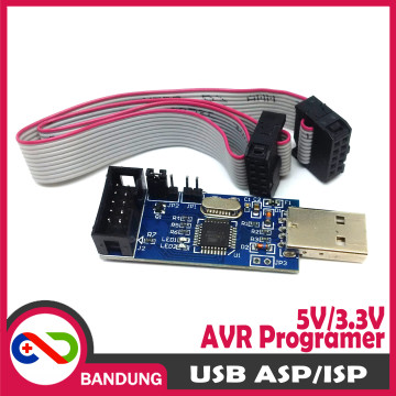 USB ISP ASP PROGRAMMER FOR ATMEL AVR