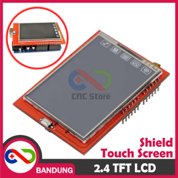 2.4 TFT TOUCH LCD SCREEN MODULE FOR ARDUINO UNO MEGA