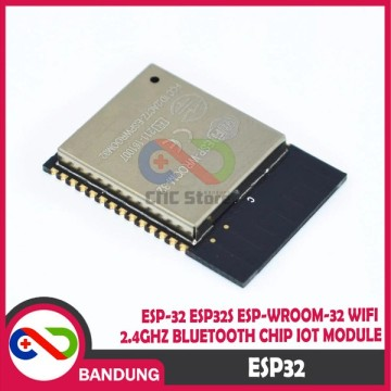 ESP32 ESP-32 ESP32S ESP-WROOM-32 WIFI 2.4GHZ BLUETOOTH CHIP IOT MODULE