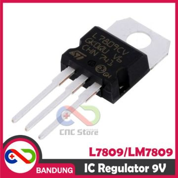 L7809CV L7809 LM7809 TO-220 POSITIVE VOLTAGE REGULATOR 9V