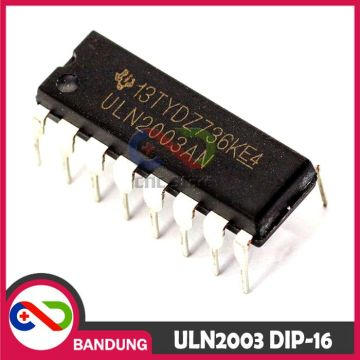 ULN2003 DIP-16 ULN2003APG DARLINGTON TRANSISTOR ARRAY IC