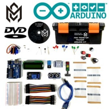 ARDUINO STARTER KIT PAKET LENGKAP UNO MONSTER KIT