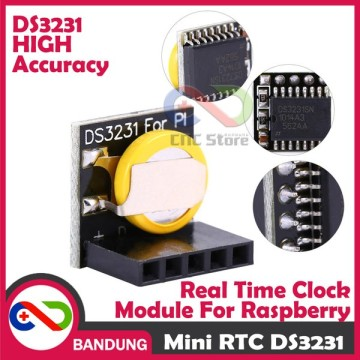 DS3231 MINI RTC RASPBERRY PI ARDUINO REAL TIME CLOCK MODULE