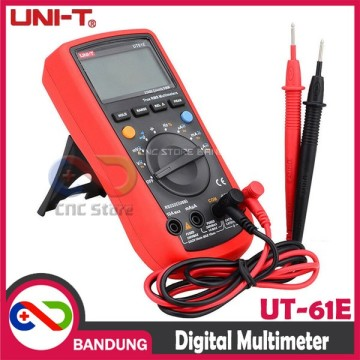 UNI-T UT61E UT-61E DIGITAL MULTIMETER TRUE RMS RS232 22000 COUNTS AC DC