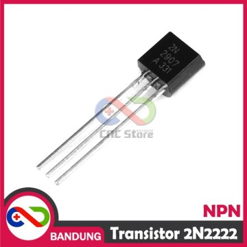 2N2222 TO-92 500MA FAST SWITCHING NPN TRANSISTOR