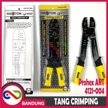 TANG CRIMPING FOR KUPAS KABEL PROHEX ART 4121-004