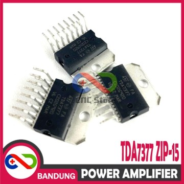 TDA7377 ZIP-15 CAR RADIO POWER AMPLIFIER