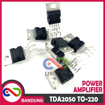 TDA2050A TDA2050V TO-220 AUDIO POWER AMPLIFIER
