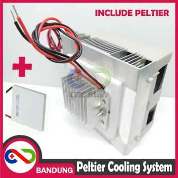 PELTIER COOLING SYSTEM KIT