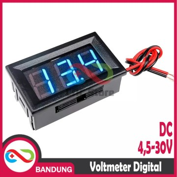 DIGITAL TUBE 0.56 INCH LED DIGITAL VOLTMETER DC4 5V-30V