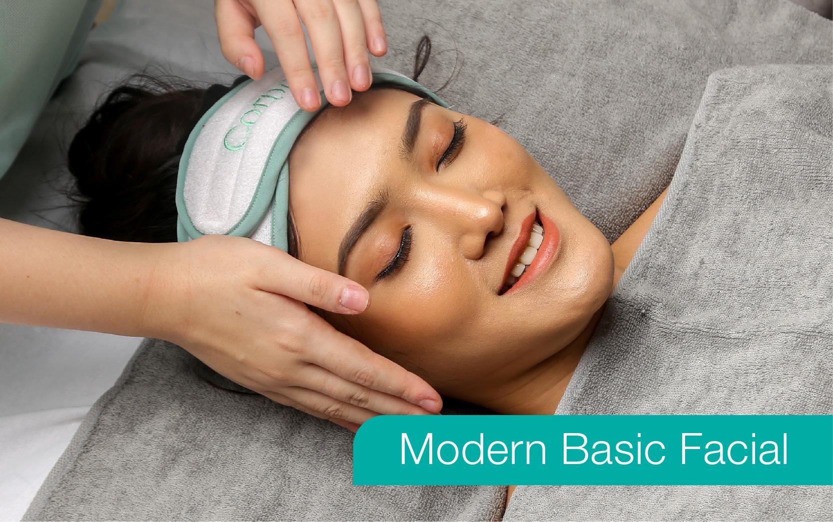 Corpoderma Modern Basic Facial