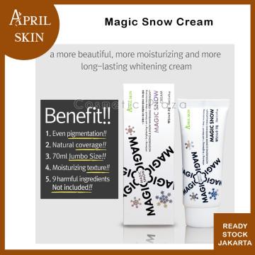 April Skin Magic Snow Cream