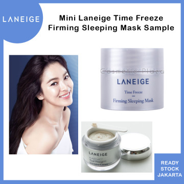 Laneige Time Freeze Firming Sleeping Pack 10ml