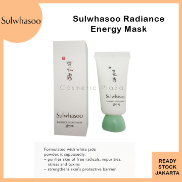 Sulwhasoo Radiance Energy Mask 15 ML