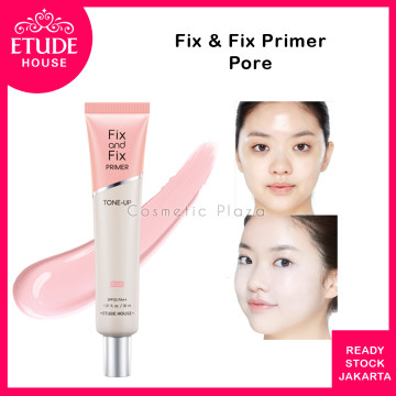 Etude House Fix and Fix Primer 01 Rose (pink)