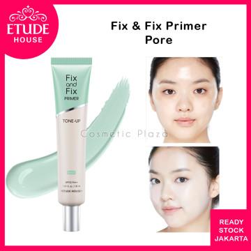 Etude House Fix and Fix Primer 02 Mint (hijau)