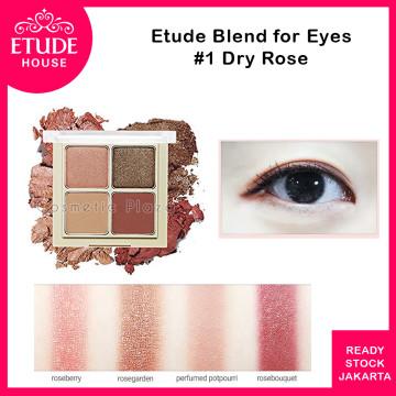 Etude House Blend for Eyes Eyeshadow Kit 1