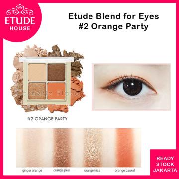 Etude House Blend for Eyes Eyeshadow Kit 2