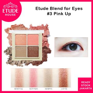 Etude House Blend for Eyes Eyeshadow Kit 3