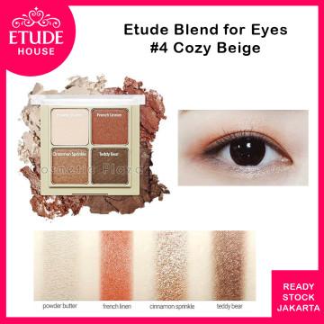 Etude House Blend for Eyes Eyeshadow Kit 4