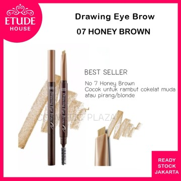 Drawing Eye Brow 36mm (longer) 07 Blonde