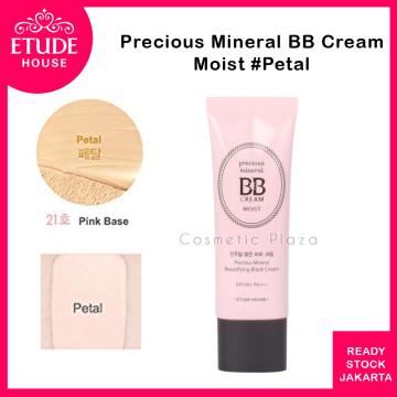 Precious Mineral Beautifying Block Moist (BB Cream) SPF 50 PA++ isi 45ml #21 Petal