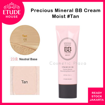 Precious Mineral Beautifying Block Moist (BB Cream) SPF 50 PA++ isi 45ml   #23 Tan