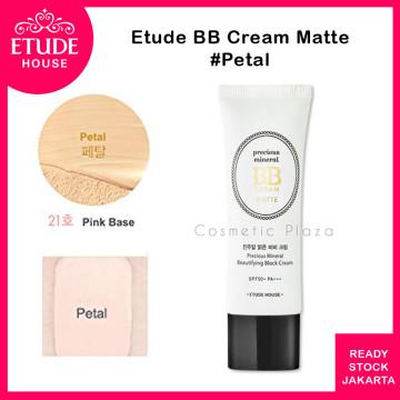 Precious Mineral Beautifying Block Matte (BB Cream) SPF 50 PA++ isi 45ml  #21 Petal