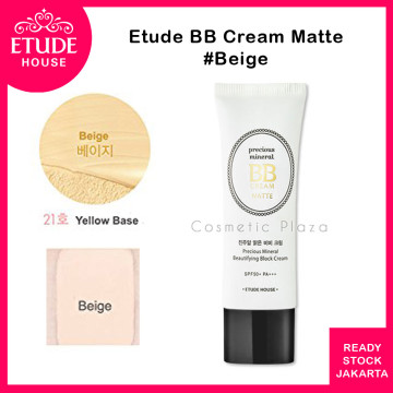 Precious Mineral Beautifying Block Matte (BB Cream) SPF 50 PA++ isi 45ml  #21 Beige