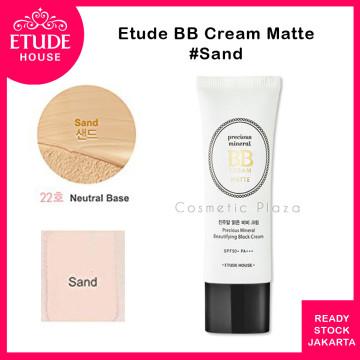 Precious Mineral Beautifying Block Matte (BB Cream) SPF 50 PA++ isi 45ml  #22 Sand