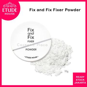 Etude House Fix and Fixer Powder