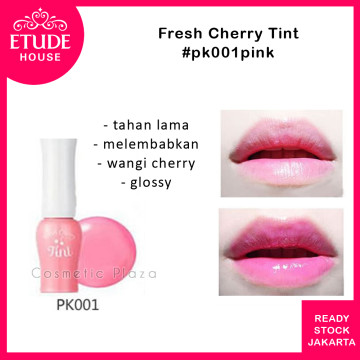 Fresh Cherry Tint PK001-Soft Pink