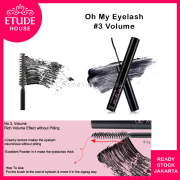 Oh Meye Lash Mascara #03 Volume