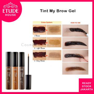 Tint My Brow Gel 3
