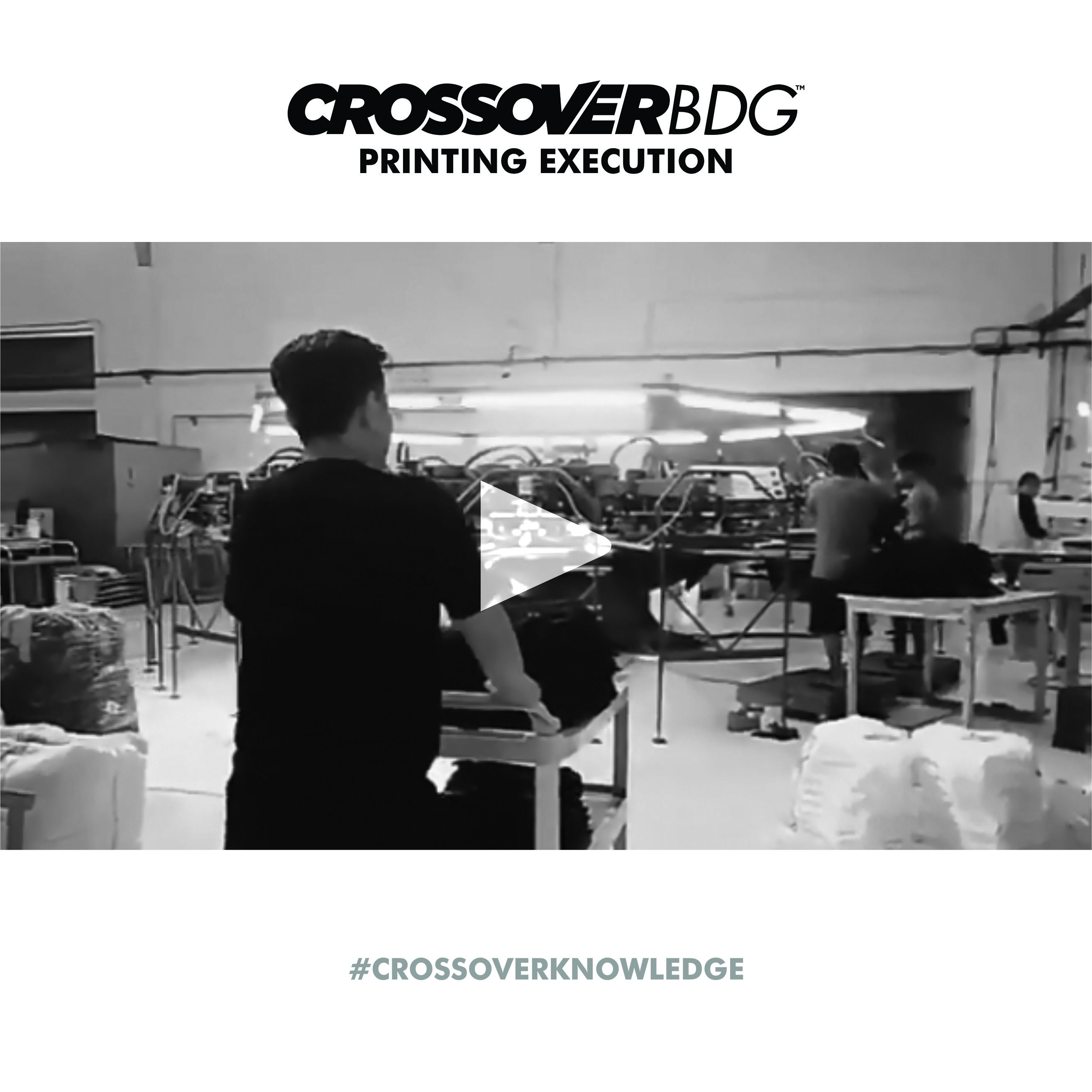 REVIEW: CROSSOVER PRINTING EXECUTION image