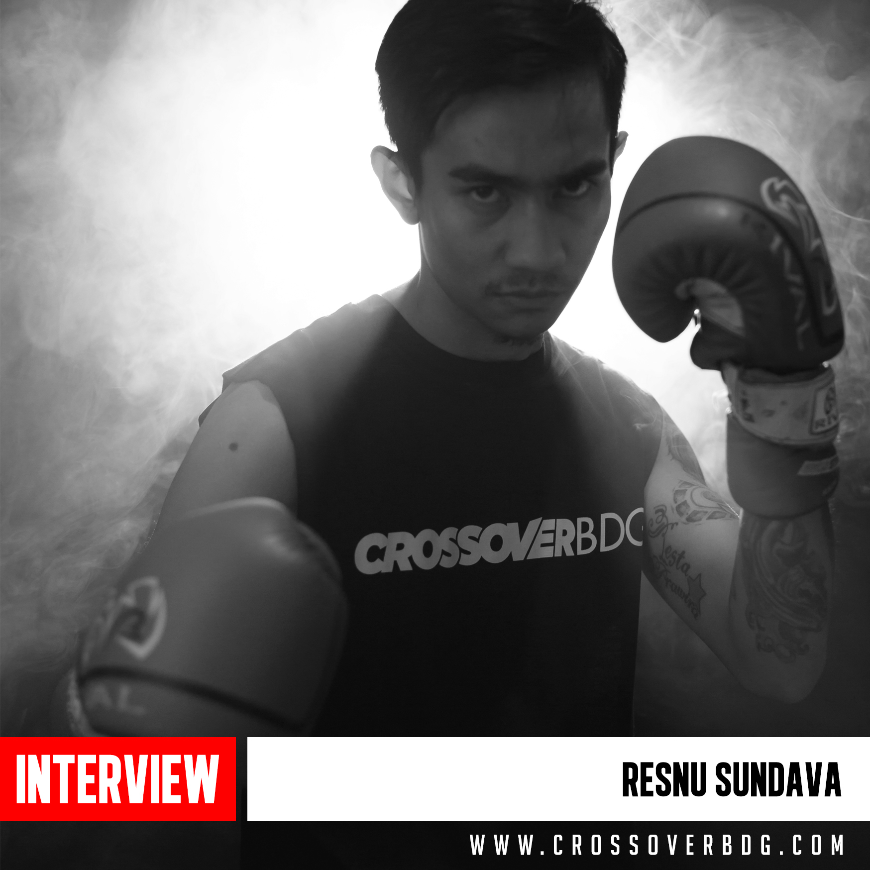 INTERVIEW: RESNU SUNDAVA FROM RUMAH CEMARA BOXING CAMP image
