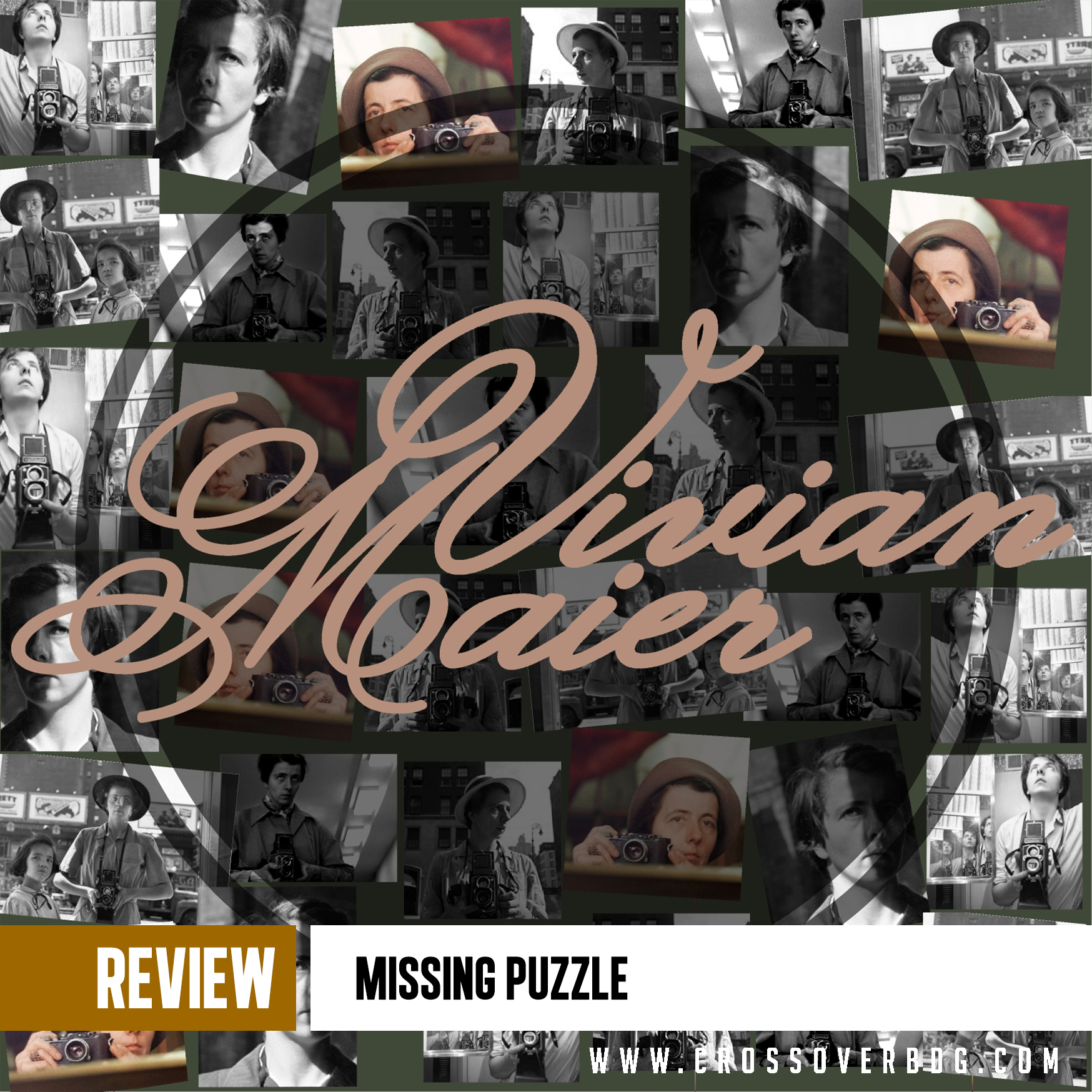 REVIEW : Missing Puzzle image