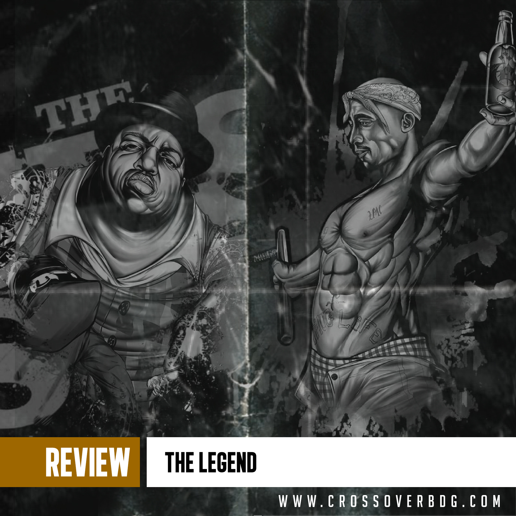 REVIEW : The Legend image