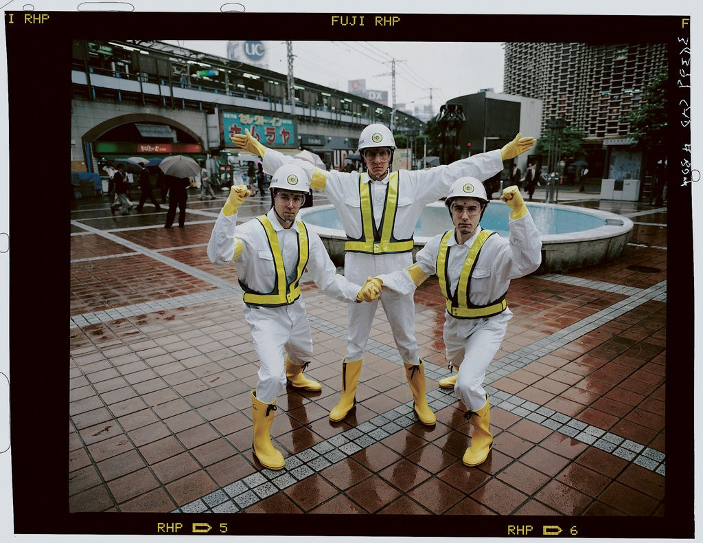 REVIEW : BEASTIE BOYS image