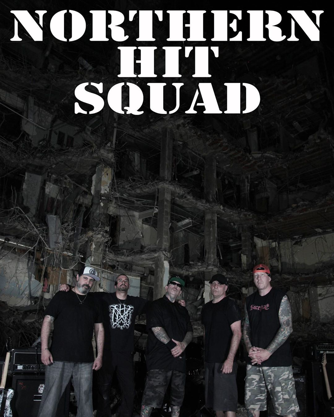 REVIEW : NORTHERN HIT SQUAD image