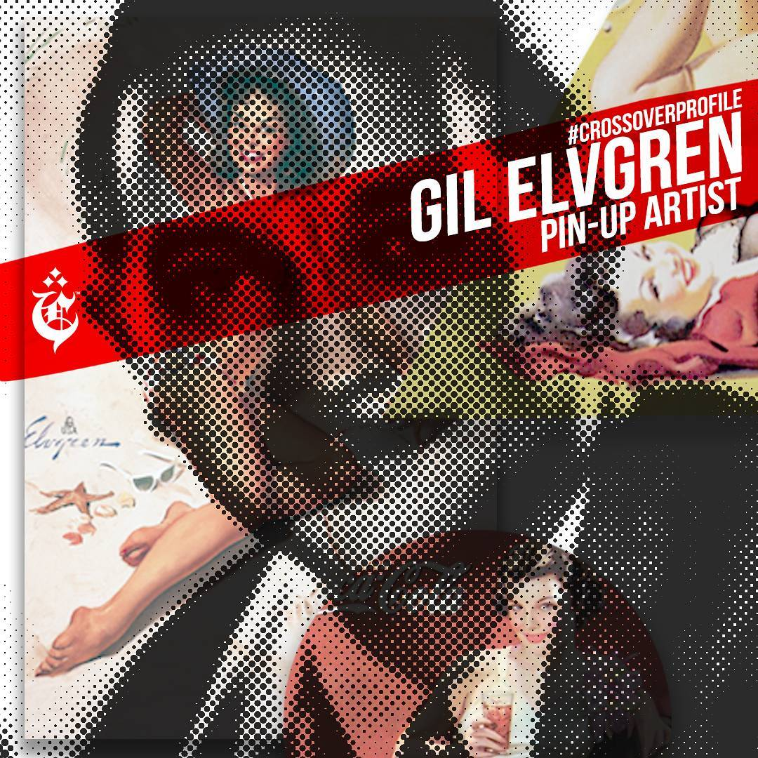 REVIEW :  Pin Up Artist GIl Elvgren image