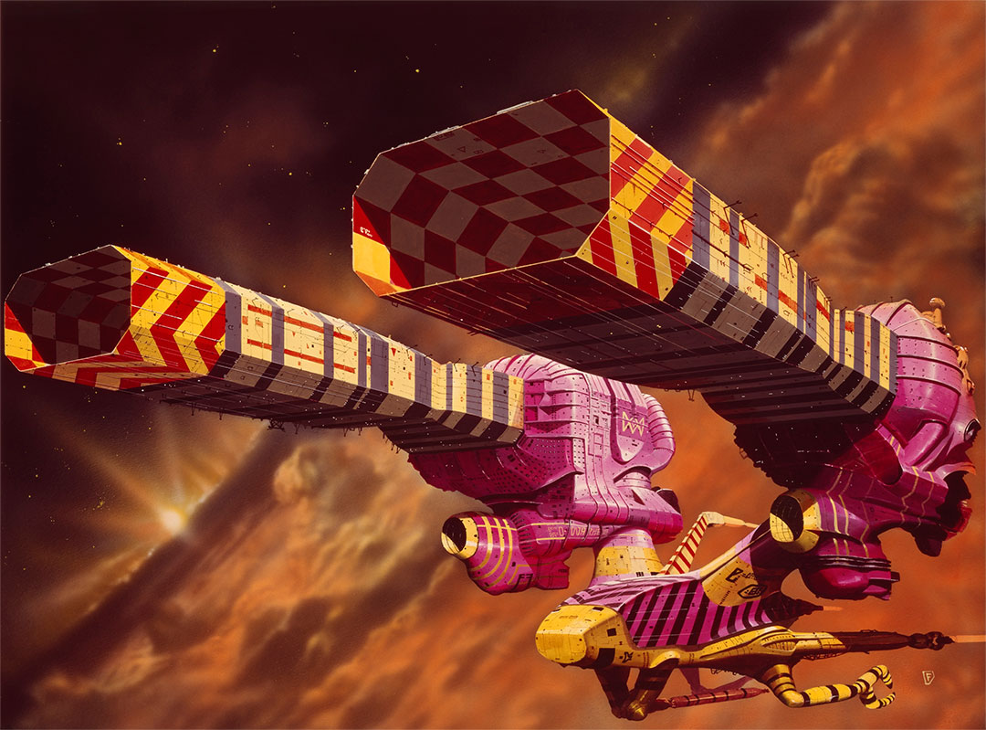 Jodorowsky Dunes Spaceship 1