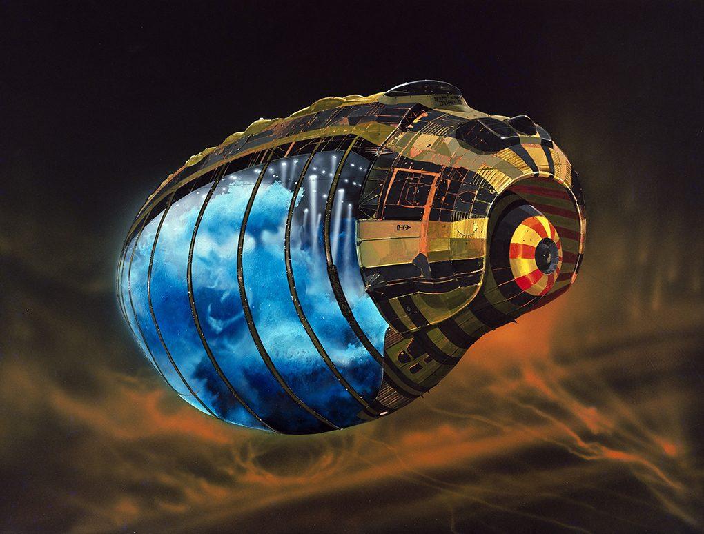 Jodorowsky Dunese Spaceship 2