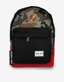 BACKPACK CLASS - Army Red