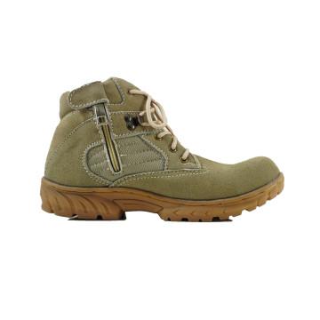 Sepatu Boots Safety Pria   Wanita Cream - Harga Baru Produk Terkeren ... 17a85a45f5