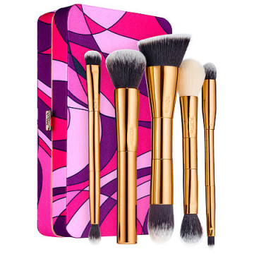TARTE TARTEIST TOOLBOX BRUSH SET AND MAGNETIC PALETTE image