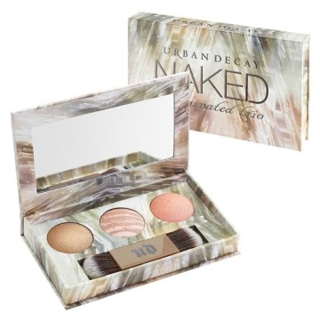 URBAN DECAY NAKED ILLUMINATED TRIO image
